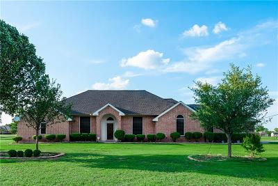 Waxahachie Single Family Home For Sale: 509 Becky Lane