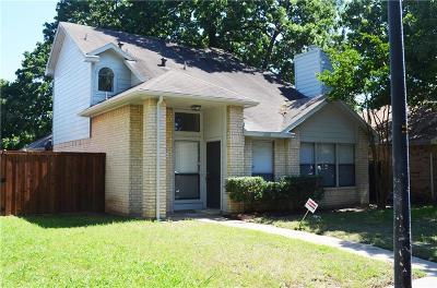 Dallas Single Family Home For Sale: 2620 Oak Bend Lane