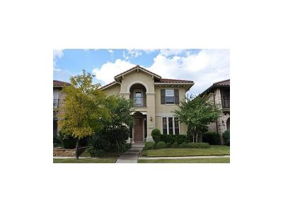 Irving Single Family Home For Sale: 735 Arbol