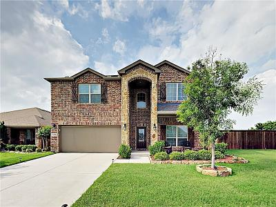 Prosper Single Family Home For Sale: 5700 Glenbrook Drive