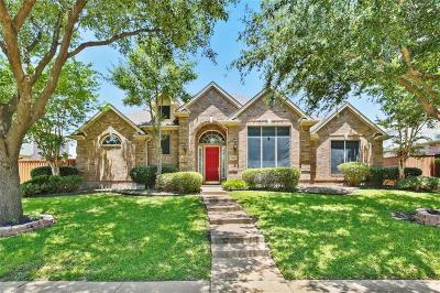 Plano Single Family Home For Sale: 3813 Lake Dale Drive