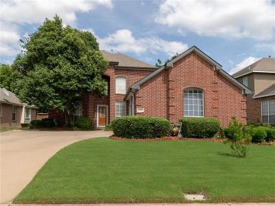 Euless Single Family Home Active Contingent: 1000 Becker Drive