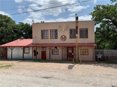 Palo Pinto County Commercial For Sale: 6975 S Highway 281
