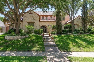 Coppell Single Family Home For Sale: 261 Rosemount Court