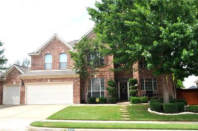 Fort Worth Single Family Home Active Option Contract: 5441 Chatsworth Lane