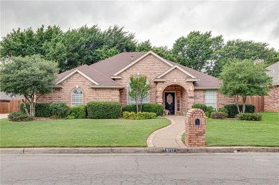 North Richland Hills Single Family Home Active Option Contract: 6717 Rolling Hills Drive