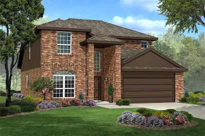Denton Single Family Home For Sale: 413 Goldfinch Road