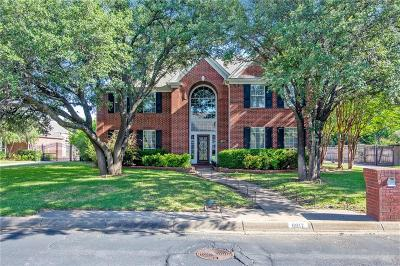 Mira Vista, Mira Vista Add, Trinity Heights, Meadows West, Meadows West Add, Bellaire Park, Bellaire Park North Single Family Home For Sale: 6817 Savannah Lane