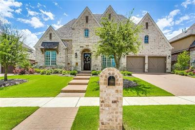 Prosper Single Family Home For Sale: 2910 Blackthorn Drive