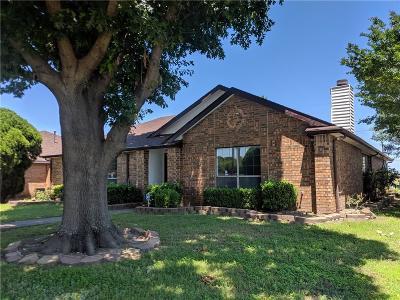 Dallas Single Family Home For Sale: 5214 Freestone Circle