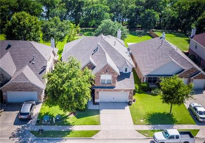 Little Elm Single Family Home Active Option Contract: 508 Lake Point Drive