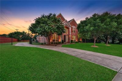 Colleyville Single Family Home For Sale: 6500 Glenhope Circle S