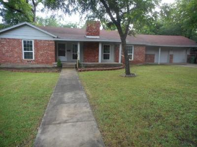Richland Hills Single Family Home For Sale: 2709 Kingsbury Avenue