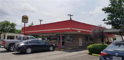 Palo Pinto County Commercial For Sale: 1504 S Oak Avenue S