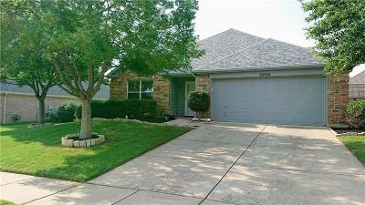 Denton Single Family Home For Sale: 3905 Luck Hole Drive