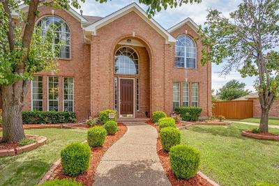 The Colony Single Family Home For Sale: 5725 Bandera Drive