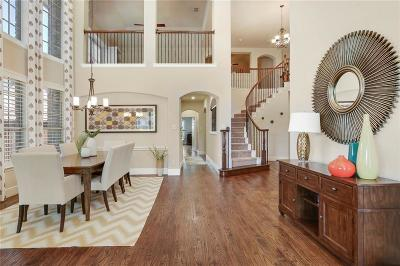 Flower Mound Single Family Home Active Contingent: 2012 Grand Park Place Lane