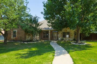 Denton County Single Family Home For Sale: 2528 Russwood Drive