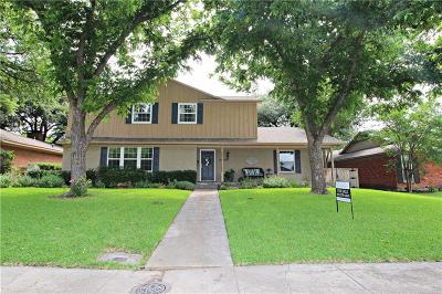 Dallas County Single Family Home For Sale: 10324 Trailcliff Drive