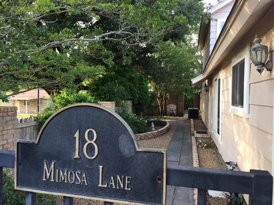 Freestone County Single Family Home For Sale: 18 Mimosa Lane