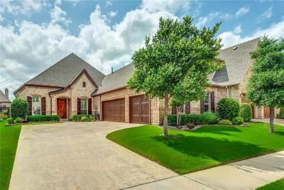 Colleyville Single Family Home Active Option Contract: 6412 Talbot Trail