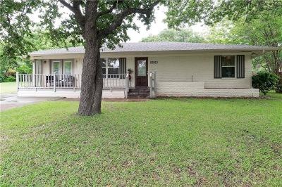 Single Family Home For Sale: 9926 Gooding Drive