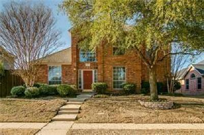 Lewisville Single Family Home For Sale: 1413 Sunswept Terrace
