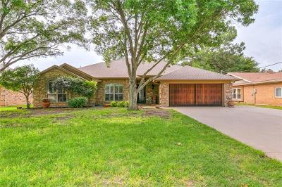 Parker County, Tarrant County, Hood County, Wise County Single Family Home For Sale: 603 Panama Court