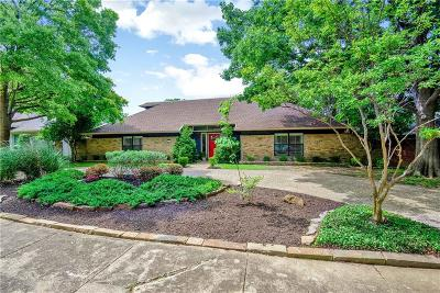 Dallas County Single Family Home Active Option Contract: 9110 Webb Kay Drive