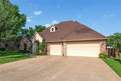 Flower Mound Single Family Home Active Option Contract: 4713 Ash Street