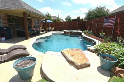 Prosper Single Family Home For Sale: 360 Komron Court