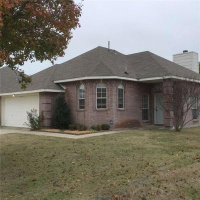 Forney Single Family Home For Sale: 904 Bermuda Street