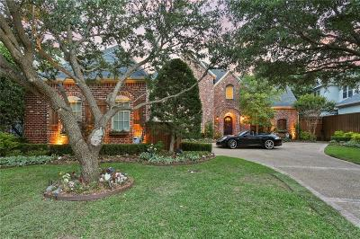 Plano Single Family Home For Sale: 3105 Oak Hollow Drive