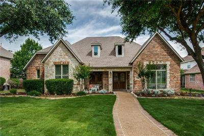 Frisco Single Family Home Active Option Contract: 5844 Red Hill Lane