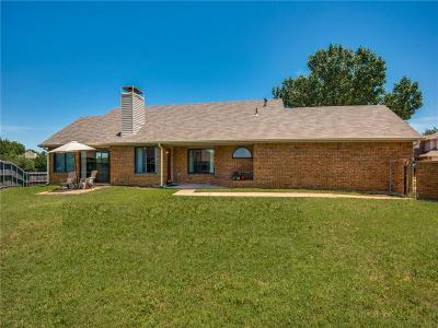 Carrollton Single Family Home Active Option Contract: 2402 Brooke Court