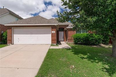 Mckinney Single Family Home Active Contingent: 2200 Monroe Drive