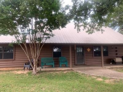 Hico Single Family Home For Sale: 828 Cr 2480