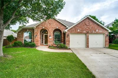 Sachse Single Family Home Active Kick Out: 7312 Vista Hill Lane