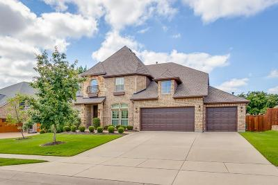Prosper Single Family Home For Sale: 1710 Cross Timbers Drive N