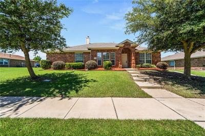 Rockwall Single Family Home For Sale: 2700 Massey Lane