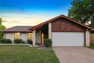 Plano Single Family Home Active Contingent: 12 Westlane Place