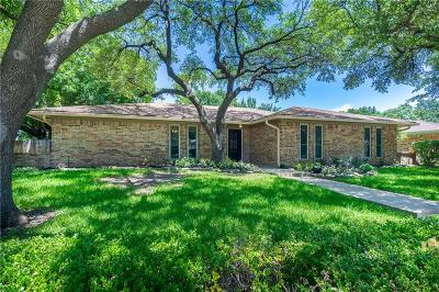Lewisville TX Single Family Home Active Option Contract: $289,000