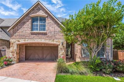 Lewisville Single Family Home For Sale: 2629 Grail Maiden Court