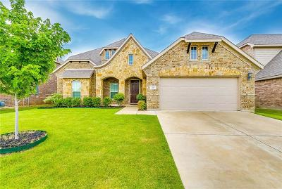 Burleson Single Family Home For Sale: 229 Hawks Ridge Trail