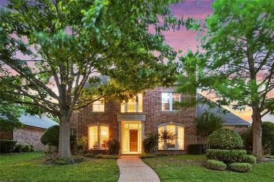Plano Single Family Home For Sale: 5965 Glendower Lane
