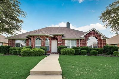 Frisco Single Family Home Active Option Contract: 10017 Chamber Hall Drive