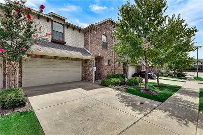 Irving Townhouse For Sale: 3636 Swiss Lane