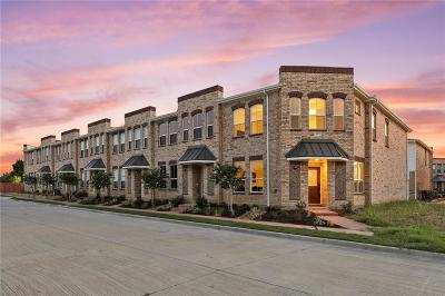 Lewisville Townhouse For Sale: 212 Emma Drive