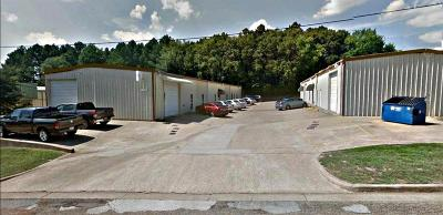 Tyler Commercial Lease For Lease: 3709 Westway Street