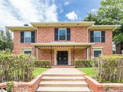 Highland Park Residential Lease For Lease: 4518 Westway Avenue